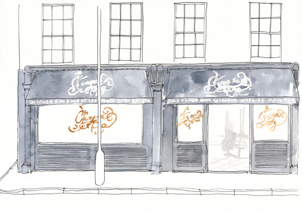 the ginger pig butchers marylebone highstreet